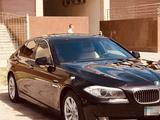 BMW 528 2012 года за 6 800 000 тг. в Тараз – фото 3
