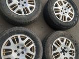 Диски и шины 215/65/16 за 120 000 тг. в Алматы – фото 2