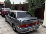 ВАЗ (Lada) 2115 (седан) 2008 года за 980 000 тг. в Тараз – фото 2