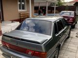 ВАЗ (Lada) 2115 (седан) 2008 года за 980 000 тг. в Тараз – фото 3