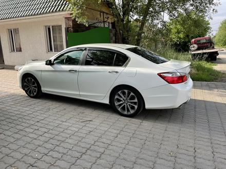 Honda Accord 2013 года за 8 100 000 тг. в Алматы – фото 7