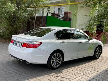 Honda Accord 2013 года за 8 100 000 тг. в Алматы