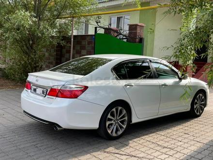 Honda Accord 2013 года за 8 100 000 тг. в Алматы – фото 2