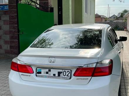 Honda Accord 2013 года за 8 100 000 тг. в Алматы – фото 3
