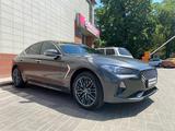 Genesis G70 2020 года за 14 000 000 тг. в Алматы