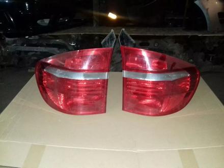 Задние фонари в оригинале BMW X5 E70 за 90 000 тг. в Алматы