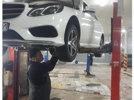 Запчасти по ходовой части и кузову Mercedes W221, 211, 212 в Нур-Султан (Астана) – фото 4