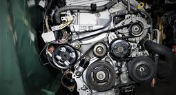 Привозной контрактный двигатель (АКПП) Тойота 2az fe 2, 4 литра за 81 999 тг. в Алматы
