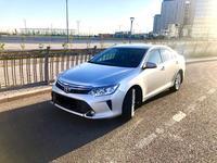 Toyota Camry 2015 года за 11 100 000 тг. в Нур-Султан (Астана)