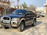 Mitsubishi Pajero Sport 2002 года за 4 000 000 тг. в Алматы