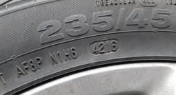 Диск и шины. Германия. за 200 000 тг. в Алматы – фото 3