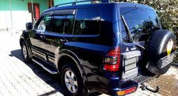Mitsubishi Pajero 2002 года за 4 600 000 тг. в Талдыкорган – фото 4