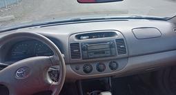 Toyota Camry 2004 года за 3 900 000 тг. в Туркестан – фото 4