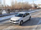 Volkswagen Polo 2019 года за 6 050 000 тг. в Нур-Султан (Астана)