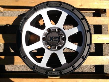 Новые оригинальные, усиленные диски USA: Xd134, 17x6 139.7 за 570 000 тг. в Уральск – фото 2
