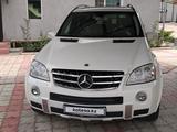 Mercedes-Benz ML 63 AMG 2007 года за 6 950 000 тг. в Алматы – фото 2