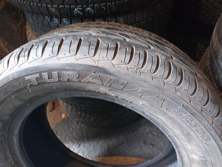 215/55R16 Bridgestone TURANZA ER300 за 25 000 тг. в Алматы – фото 5
