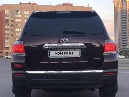 Toyota Highlander 2013 года за 11 700 000 тг. в Нур-Султан (Астана) – фото 10