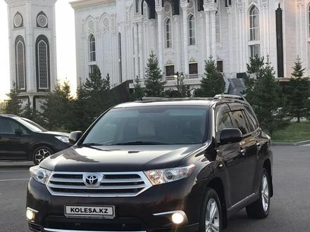 Toyota Highlander 2013 года за 11 700 000 тг. в Нур-Султан (Астана) – фото 11