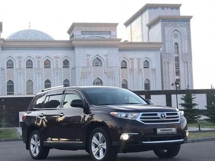 Toyota Highlander 2013 года за 11 700 000 тг. в Нур-Султан (Астана) – фото 9