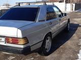 Mercedes-Benz 190 1988 года за 900 000 тг. в Шымкент – фото 3