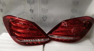 Фонарь заднего крыла на Mercedes-Benz c-class w205 рестайлинг за 230 000 тг. в Алматы