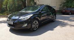 Hyundai Elantra 2013 года за 6 400 000 тг. в Алматы