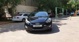 Hyundai Elantra 2013 года за 6 400 000 тг. в Алматы – фото 2
