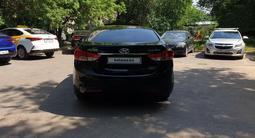 Hyundai Elantra 2013 года за 6 400 000 тг. в Алматы – фото 5