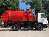 МАЗ  Мусоровозы с боковой загрузкой   КО-449-33 2021 года в Актобе – фото 2