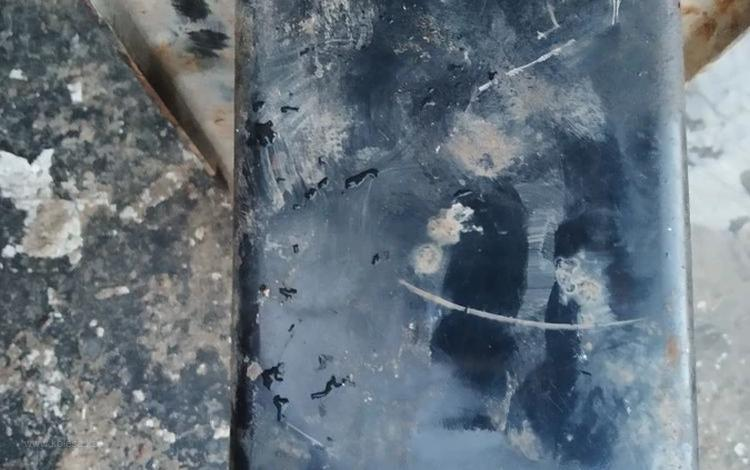 Крепление запаски в Караганда