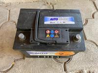 Аккумулятор немецкого бренда Autopower 60 Ah за 15 000 тг. в Алматы