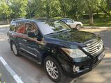 Lexus LX 570 2008 года за 15 000 000 тг. в Петропавловск – фото 3