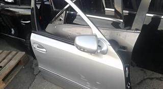 Двери на Мерседес Mercedes w211, 220 Е, S класс. Привозные… за 15 000 тг. в Алматы