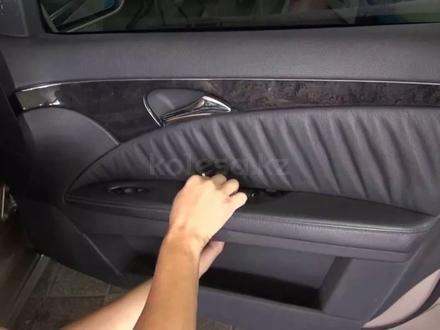 Двери на Мерседес Mercedes w211, 220 Е, S класс. Привозные… за 15 000 тг. в Алматы – фото 4