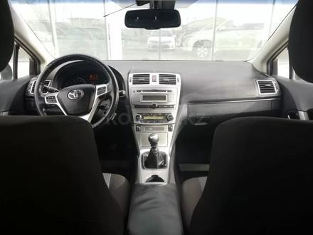 Toyota Avensis 2011 года за 4 805 000 тг. в Атырау – фото 11