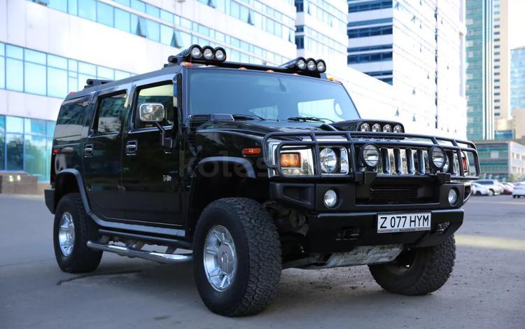 Hummer H2 2005 года за 8 500 000 тг. в Нур-Султан (Астана)