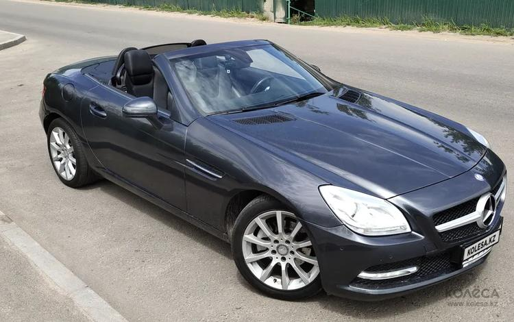 Mercedes-Benz SLK 200 2012 года за 9 750 000 тг. в Алматы