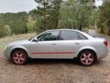 Audi A4 2001 года за 2 150 000 тг. в Щучинск – фото 2