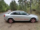Audi A4 2001 года за 2 150 000 тг. в Щучинск – фото 4