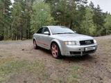 Audi A4 2001 года за 2 150 000 тг. в Щучинск