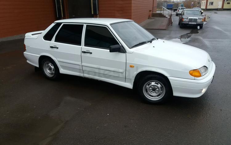 ВАЗ (Lada) 2115 (седан) 2012 года за 1 850 000 тг. в Караганда