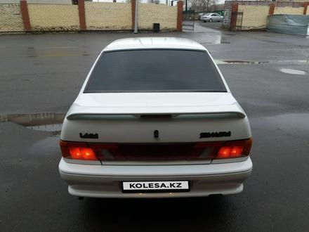 ВАЗ (Lada) 2115 (седан) 2012 года за 1 850 000 тг. в Караганда – фото 10