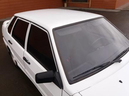 ВАЗ (Lada) 2115 (седан) 2012 года за 1 850 000 тг. в Караганда – фото 11