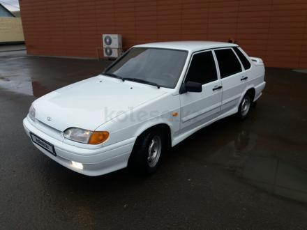 ВАЗ (Lada) 2115 (седан) 2012 года за 1 850 000 тг. в Караганда – фото 2