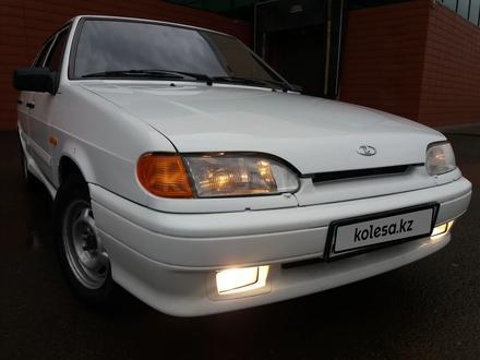 ВАЗ (Lada) 2115 (седан) 2012 года за 1 850 000 тг. в Караганда – фото 5