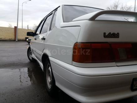 ВАЗ (Lada) 2115 (седан) 2012 года за 1 850 000 тг. в Караганда – фото 7