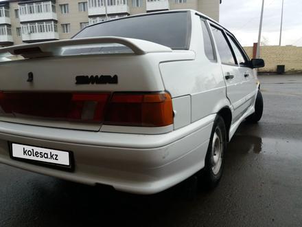 ВАЗ (Lada) 2115 (седан) 2012 года за 1 850 000 тг. в Караганда – фото 8