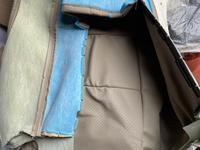 Сиденье кожа обивка Toyota Prado 120 Прадо 120 за 90 000 тг. в Алматы