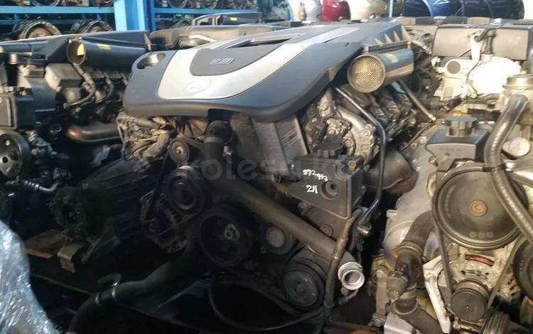 Двигатель м272 объем 3.5 из Японии за 800 000 тг. в Алматы